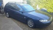 OPEN TO ALL KINDS OF VECHIEL SWAPS ???? 2000 VX BERLINA WAGON RUN Evanston Park Gawler Area Preview