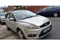 2009 Ford Focus TD 115 Estate manual VERY CHEAP .. running been in daily use ..long MOT