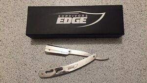 Straight Edged Razors