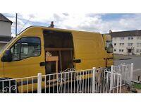 Renault Master Van MWB
