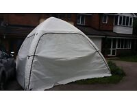 4m x 4m Inflatable Spider Dome X1 Sealed Air Lightweight Dome Tent - Events Gazebo Tent Shelter Etc