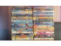 disney dvds and childrens dvds job lot £30