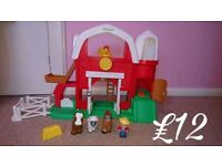 Fisher Price Little People Sets ALL BRILLIANT CONDITION