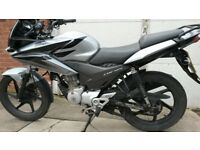 Honda CBF125 1 Year MOT HPI Clear Excellent Condition Cbf 125 125cc NOT Yamaha Piaggio CBR YZF YBR