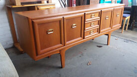 Teak sideboard (delivery available)