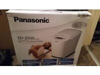 PANASONIC SD-2500WXC Breadmaker - White