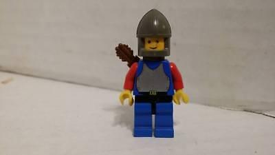 Classic Lego Mid Evil Kings Castle Soldier Defense Archer Archery Mini Figure