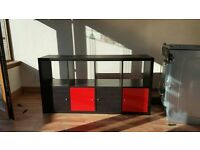 Ikea TV Unit/ storage unit, Less than 2 months old. In immaculate condition