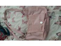 Kipling Light Pink Sling Bag