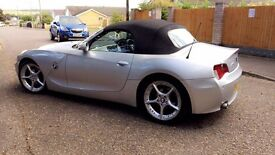 BMW Z4 2.0i M Sport, FULL SERV HIST, MOT, NEW TYRES, LEATHER SEATS, IMMACULATE BODY WORK