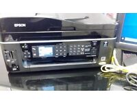 "Good Condition EPSON Stylus Printer & Dell LCD(""15"") Monitor + Cabling & Goods For Sale(Birmingham)"