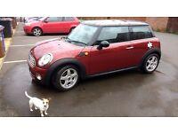 Mini Cooper D 1.6D. £30 road tax. 60+ mpg. £1500 Offers