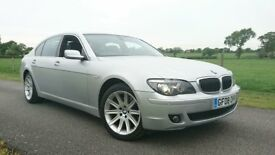 BMW 730LD LIMOUSINE , XENON LIGHTS+SAT NAVI+LEATHER+TV