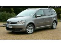 VW TOURAN WANTED