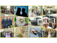 Wedding Photograpy - £375 8-Hrs, CD of edited photos and Copyright Permission
