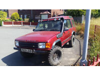 landorver discovery off roader 1st £1000 takes it