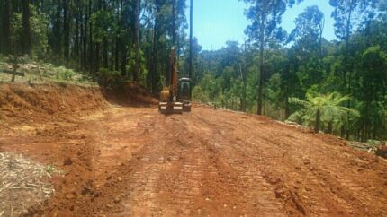 Site cuts , site leveling ,site compaction experts