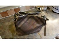 Genuine Burberry handbag - funky