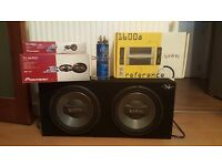Werry loud sound system