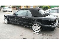 Used, CALLS ONLY BMW E36 328i BREAKING E30 E34 E21 PROJECT for sale  Edmonton, London