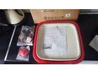 ebrand new electric frying pan/hotplate