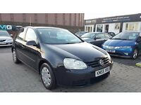 """BARGAIN"" VOLKSWAGEN GOLF 1.4 FSI S MK5 (2006) - 5 DOOR HATCH - NEW MOT - 2 KEYS - HPI CLEAR!!"