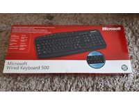 Microsoft Keyboard NEW