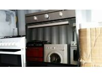 Stainless Steel 'Indesit' Built In Electric Single Oven - Excellent Condition / Free local delivery