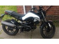 Kymco k pipe amazing condition lots of mot 13 plate