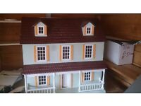 1/2th scale dolls house