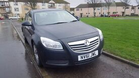 VAUXHALL INSIGNIA NEW MOT BEFORE YOU GO FULL SERVICED GREAT CONDITION
