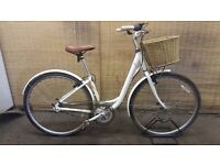Ladies town/trekking bike RALEIGH CAPRICE Frame 16""