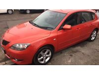 Mazda 3 Ts2 Excellent Condition 12 Months M.O.T Full Service History Bargain ONLY £800