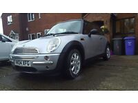 Mini One For Sale - All MOT advisories and required repairs from a recent master service complete!