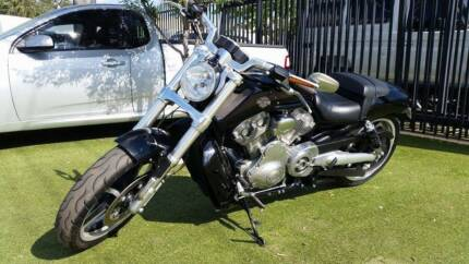 2009 Harley Davidson V-ROD Muscle Welshpool Canning Area Preview