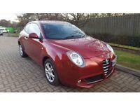2010 Alfa Romeo Mito 1.4 3 door red