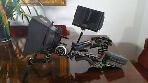 LPT Shoulder Rig - High Quality Production Camera Rig Lanpart Scoresby Knox Area Preview