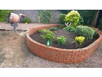 D&M LANDSCAPING AND GARDENING WORKS BUILDING SERVICES