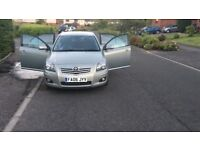 TOYOTA AVENSIS Great Condition Mot Until June 2019