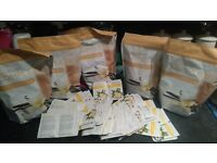 juiceplus x 5 bags, plus a lot of boosters!!