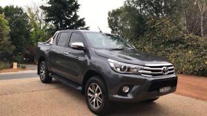Toyota Hilux SR5 2016