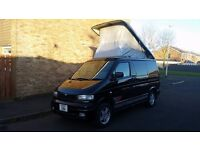 mazda bongo camper 2.5 diesel auto ,1 owner must be seen taxed mot lovely looking drives superbly