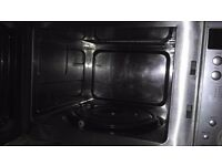 REDUCED PRICE - Daewoo koc-870tsl oven, microwave, grill combi