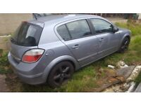 Vauxhall Astra 2005 1.6 16v petrol breaking for parts. Paint code Z4AU breaking for parts