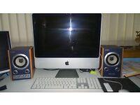 "Apple iMac 20"" All Aluminium in perfect order and in Original packaging"