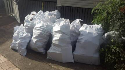 FOOD SAFE FIREWOOD AND CAMPING BAGS 60KG - FREE DELIVERY* Everton Hills Brisbane North West Preview