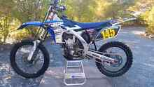 2013 Yz250f Ipswich Ipswich City Preview