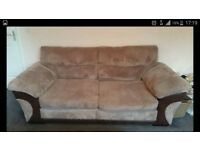 Large couch&chair ASAP
