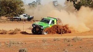 Gq patrol winch truck Kirwan Townsville Surrounds Preview