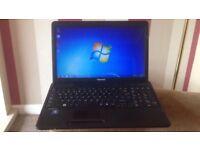 toshiba satellie pro c650 laptop